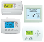 Picture for category Digital Programmable Thermostats